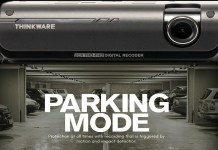 Parking Mode Dash Cam for Surveillance