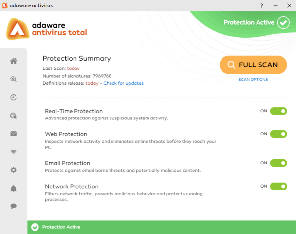 Ad-aware Antivirus: Free Spyware and Malware Removal Tool