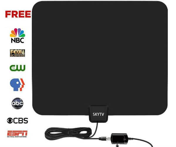 Amplified HDTV Antenna-SKYTV 50