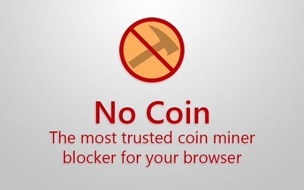 No Coin Block Crypto Mining