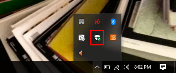 Windows 10 Taskbar Icons
