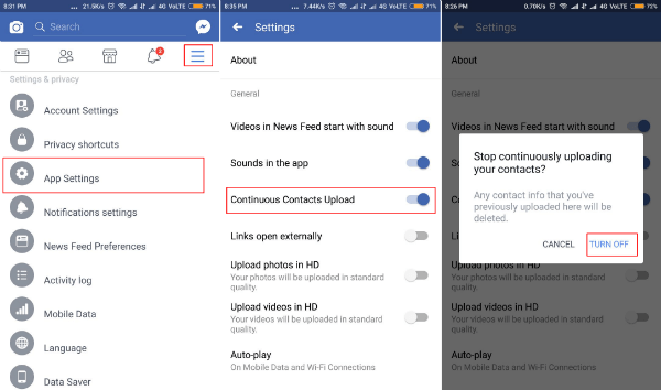 Complete Guide to Secure Android from Facebook Data