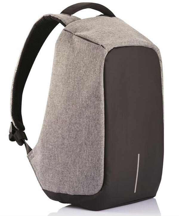 Bobby anti-theft backpack by XD Design with USB charging