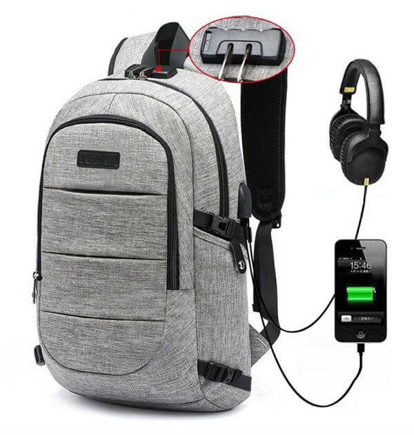 GAOAG Laptop Backpack usb charging