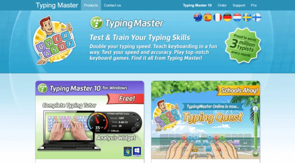 10 Best Typing Speed Test Tools Online  | Mashtips