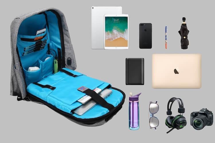 66405918e95b 10 Best Antitheft Backpacks with USB Charger | Mashtips