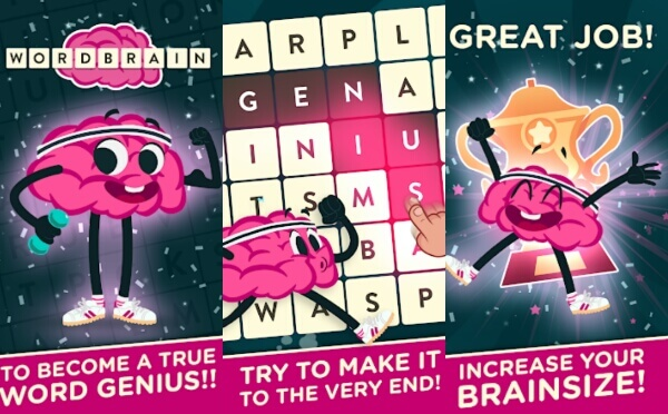 Word Brain Game