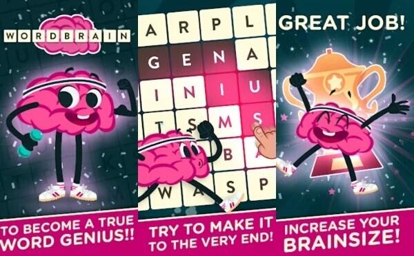 Word Brain Game