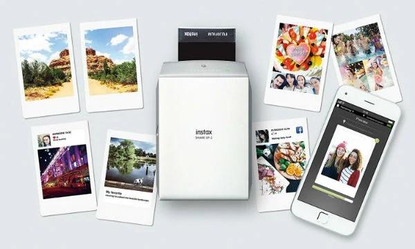 Fujifilm INSTAX SHARE SP2 Phone Printer