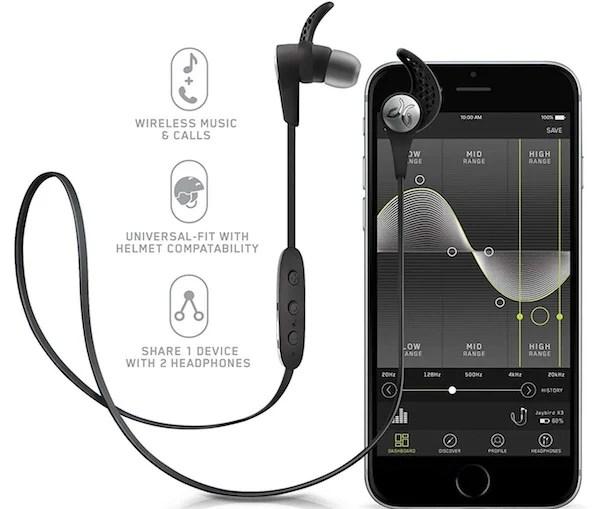 Jaybird X3 In-Ear Wireless Sports Headphones