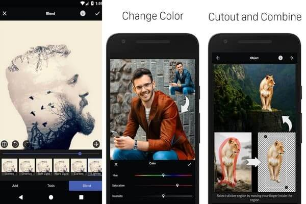 LightX Android App