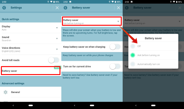 How to Stop Battery Drain While Using Waze and Google Map