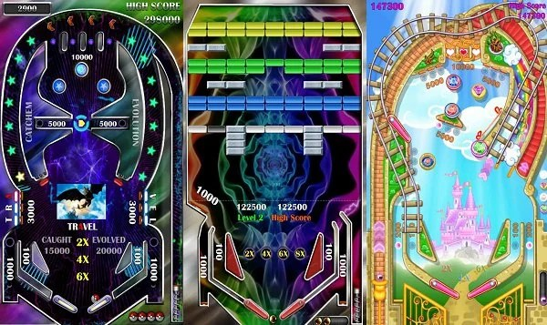 android pinball flipper classic