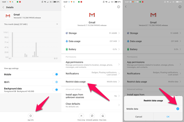 How to Fix Gmail Notifications Not Showing on Android Phone | Mashtips