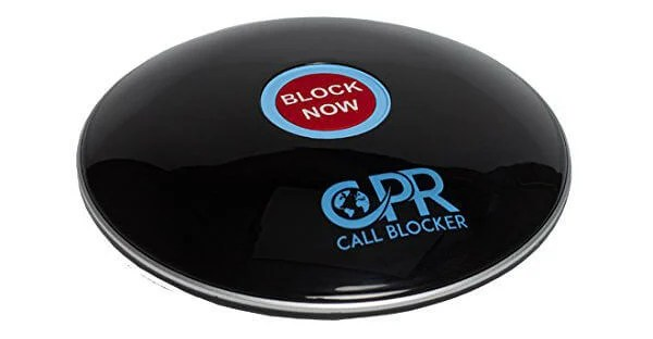 CPR Call Blocker Shield
