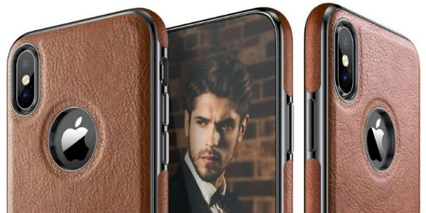 LOHASIC Luxury Phone XS Leather Case