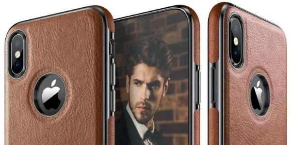 LOHASIC Luxury Phone XS Leather Case