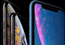 iPhone Xs-Xr Comparison