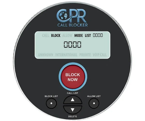 CPR V10000 Call Blocker Dual Mode