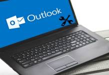 Repair Outlook Email Database