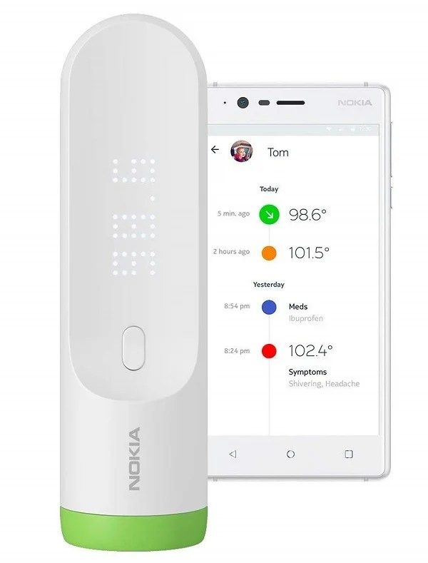 Withings Nokia Thermo