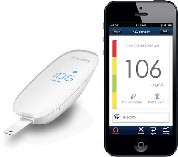iHealth Wireless Smart Glucometer