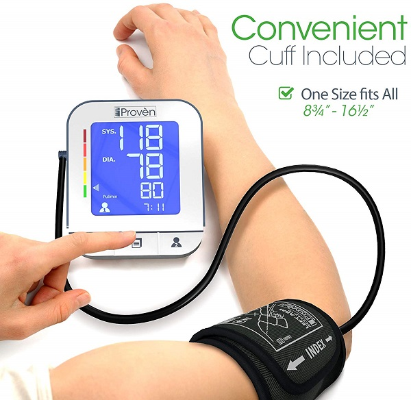 iProven Blood Pressure monitor
