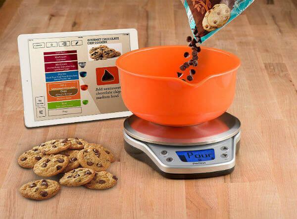 smart kitchen scale