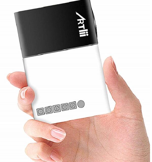 Artlii mini pico projector