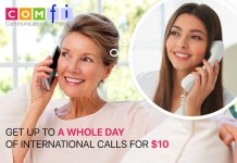 Comfi App Lets You Make Cheap International Calls -F