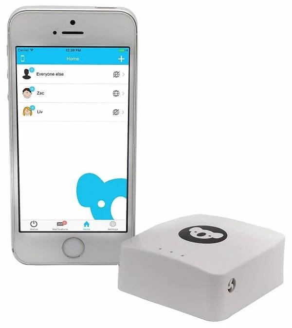 KoalaSafe wireless router