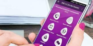TRAI DND Block Spam Calls SMS