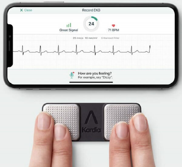 Alivecor KardiaMobile EKG Monitor