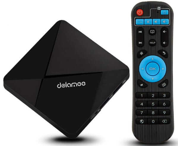 Dolamee D5 Android TV Box