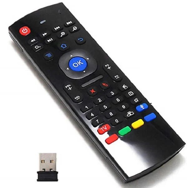 Pendoo Android TV remote controller