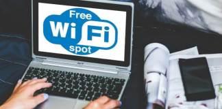WiFi Hotspot Windows10