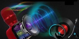 Best Wireless Karaokke Microphones