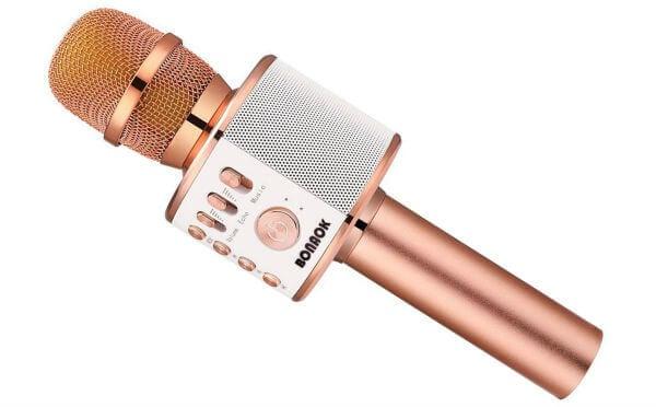 Bonaok Karoke Microphone