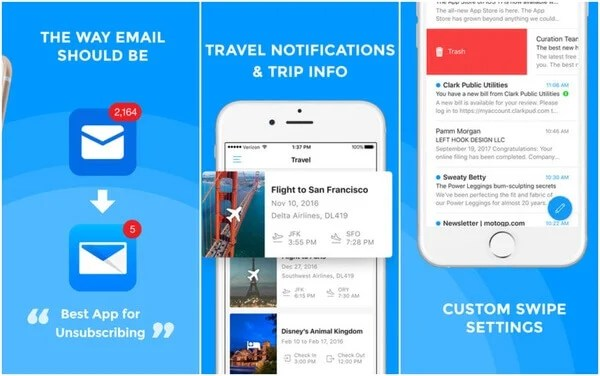 Outlook - Best free email app for iPhone and iPad