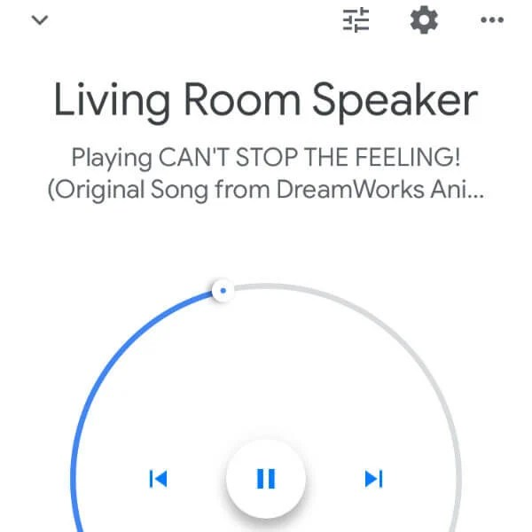 Google Home YouTube Music Streaming