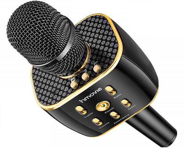 Hmovie Karaokke Microphone