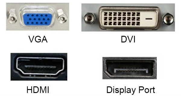 PC Display Ports