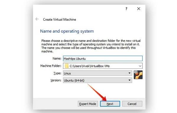 How to Run Linux (Including Ubuntu) On Windows | Mashtips