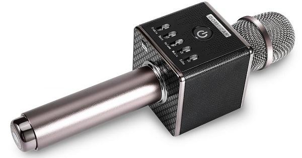domezan karaoke microphne