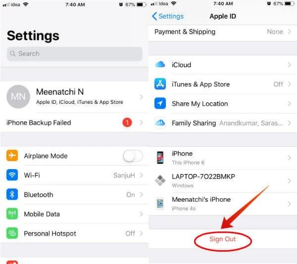 كيفية إصلاح مشكلة iMessage لا تعمل على الايفون ؟