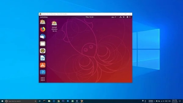Ubuntu Linux on Windows
