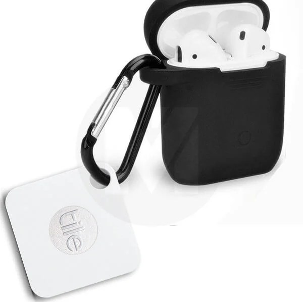 Apple AirPods with Tracking Tile