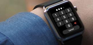 Apple Watch Unlock Passcode