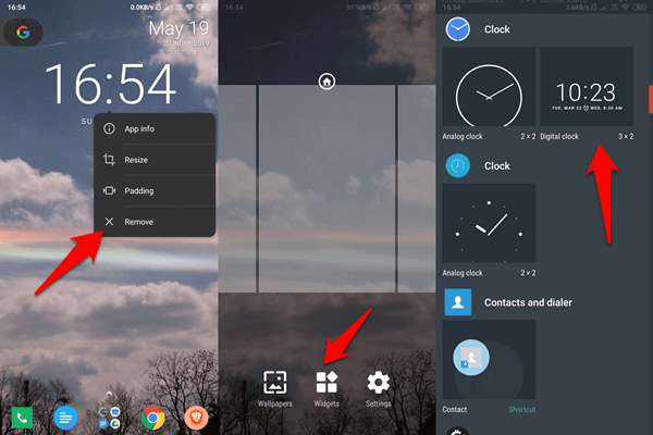 How to Fix Android Clock Widget Showing Wrong Time Error
