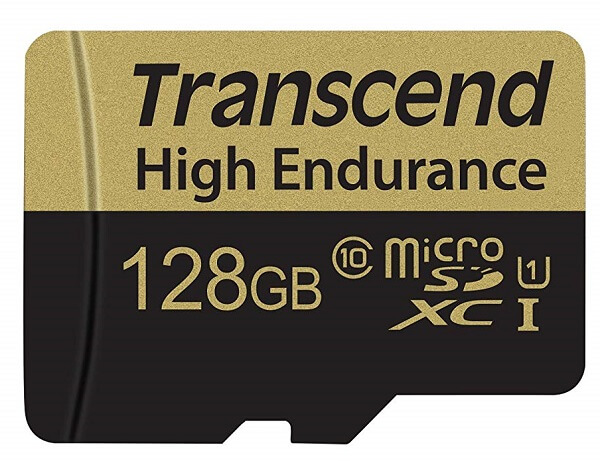 Transcend High Endurance 128GB SD